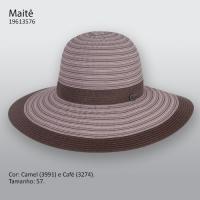 4383 - Chapéu aba larga Maitê