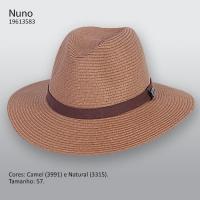 4453 - Chapéu aba média Nuno