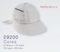 7001 - Lady c/ zíper e proteção UV
